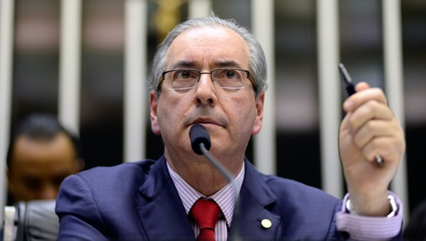 Eduardo Cunha é denunciado na Câmara por quebra de decoro