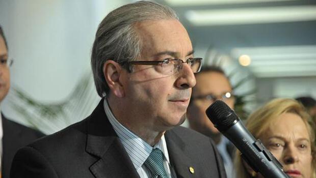 """""""Paralisia na economia"""" não é culpa do Congresso, diz Eduardo Cunha"""
