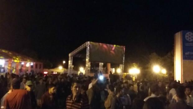Atrações musicais encerram 3º dia do Fica 2015