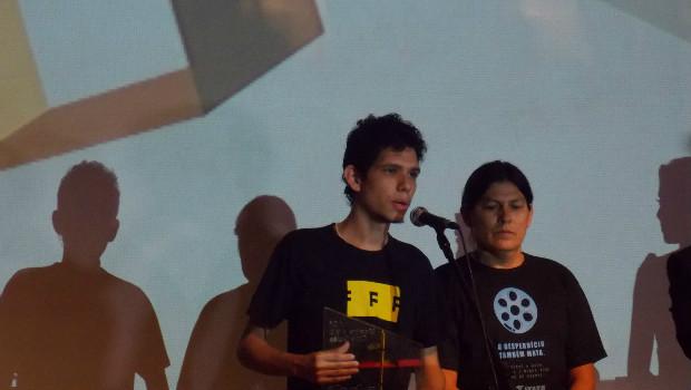 Getúlio Ribeiro foi o grande vencedor da Mostra ABD do Fica 2015