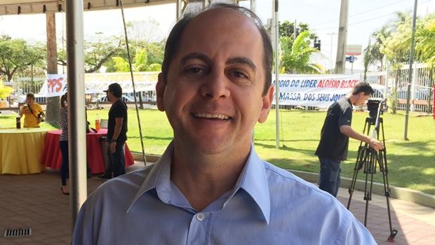 Gugu Nader diz que seus principais compromissos são com candidatura de José Eliton e com Itumbiara