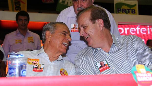 Paulo Garcia deu o nome da mãe de Marconi à UPA, o que provocou crise com Iris
