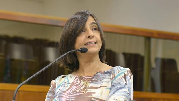 """Isaura Lemos: """"Prefeito vai deixar um legado em Goiânia"""""""