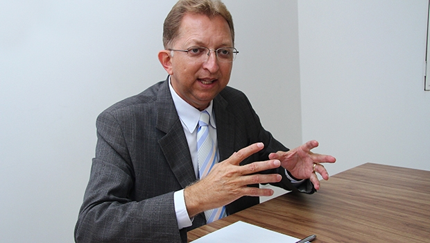 Deputado federal João Campos, do PRB | Fernando Leite/Jornal Opção