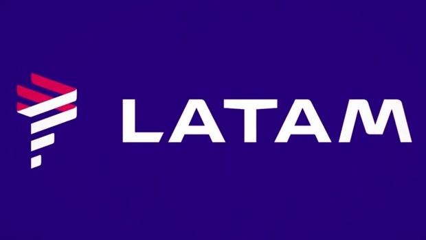 Apresentada hoje, a nova marca da Latam | Foto: Reprodução/YouTube