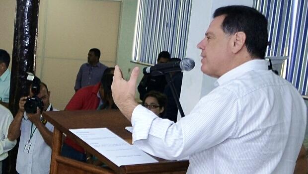 Governador Marconi Perillo vai fazer peregrinação pelo Estado | Foto: Rodrigo Cabral