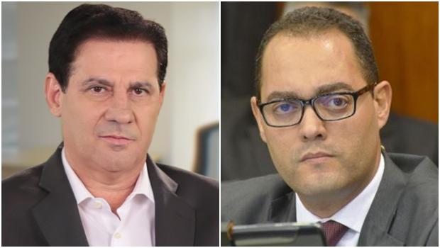 """""""Vanderlan não tem perfil de candidato da base"""", diz deputado Virmondes Cruvinel"""