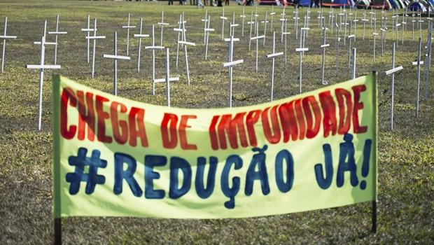 Goiás é o quarto Estado brasileiro que mais apoia a redução da maioridade penal