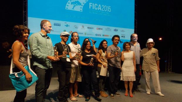 """O filme """"Transgenic Wars"""", do francês Paul Moreira, foi o grande vencedor do Fica 2015"""