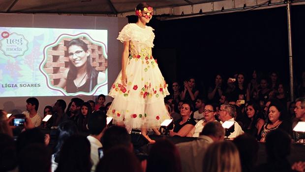 Unidade de Trindade da Universidade Estadual de Goiás promoveu desfile de moda aberto à toda a comunidade