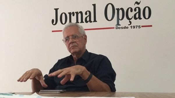 Presidente do CAU-GO, Arnaldo Mascarenhas defende liberdade do arquiteto | Foto: Alexandre Parrode
