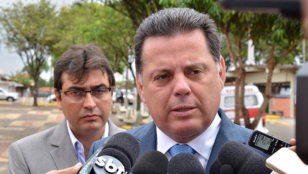 """Marconi: """"Goiás pode ser pioneiro ao criar LRF estadual para limitar gastos públicos"""""""