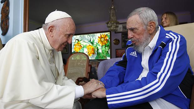 Klester Cavalcanti diz que estima-se que Adidas pague 5 milhões de dólares para Fidel Castro