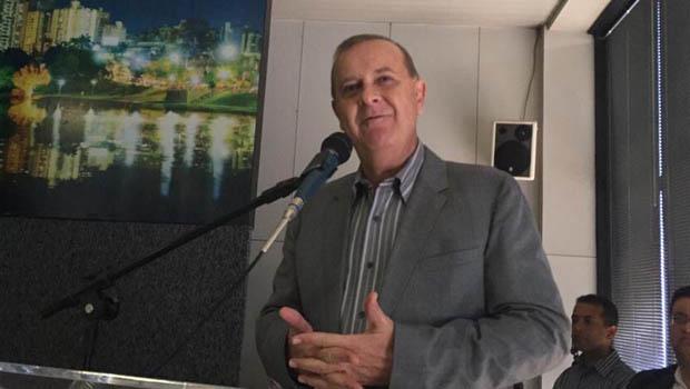 """""""O Macambira-Anicuns faz parte do portfólio mundial do BID"""", afirma prefeito Paulo Garcia"""