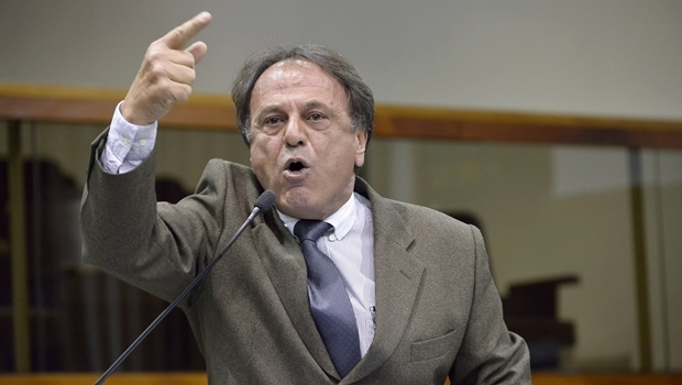 Deputado Adib Elias ataca Helder Valin | Foto: Y. Maeda / Alego