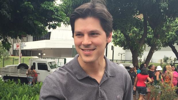 O deputado federal Daniel Vilela é a revelação política do PMDB em 2015