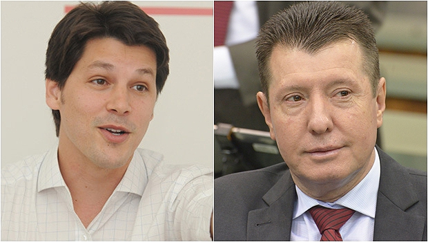 Daniel Vilela e José Nelto concorrem a diretório estadual | Fotos: Renan Accioly/Jornal Opção e Marcos Kennedy/Assembleia