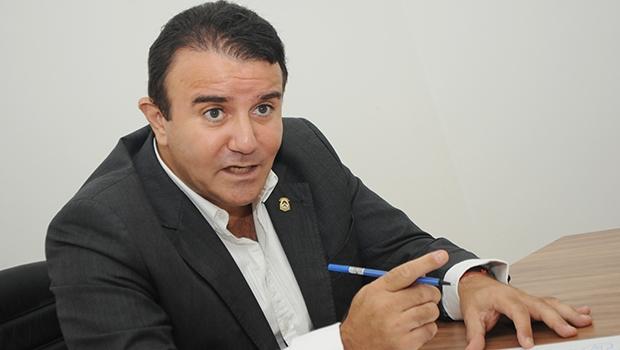 Eduardo Siqueira Campos, um dos atingidos pela liminar, diz que ainda não teve a oportunidade de se defender e que será fácil provar sua isenção das denúncias | Fernando Leite/Jornal Opção