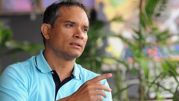 Frank Marinho: ÔÇ£Se n├úo h├í respeito ao direito internacional, pessoas morremÔÇØ | Renan Accioly/Jornal Op├º├úo