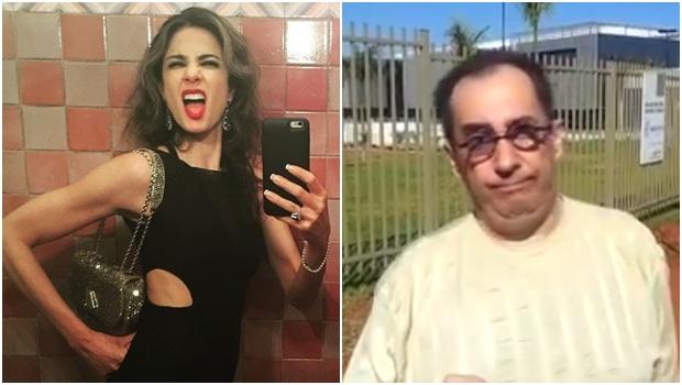 Jorge Kajuru tem bens penhorados para pagar indenização a Luciana Gimenez