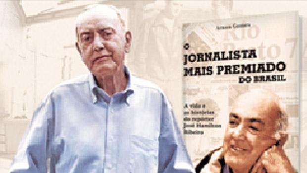 Livro conta a vida de José Hamilton Ribeiro, um dos repórteres mais notáveis do Brasil
