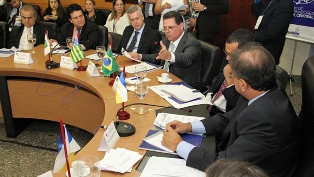"""Marconi sobre Movimento Brasil Central: """"Resultados começam a aparecer efetivamente"""""""