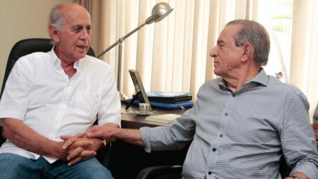 Iris Rezende pode bancar o ex-senador Mauro Miranda para presidente do PMDB