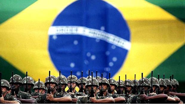 Brasil cai quatro posições e agora é a 22ª maior potência militar do mundo
