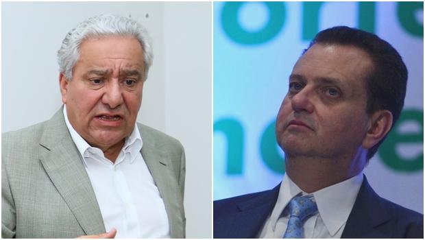 Gilberto Kassab diz que ninguém tira o comando do PSD em Goiás das mãos de Vilmar Rocha