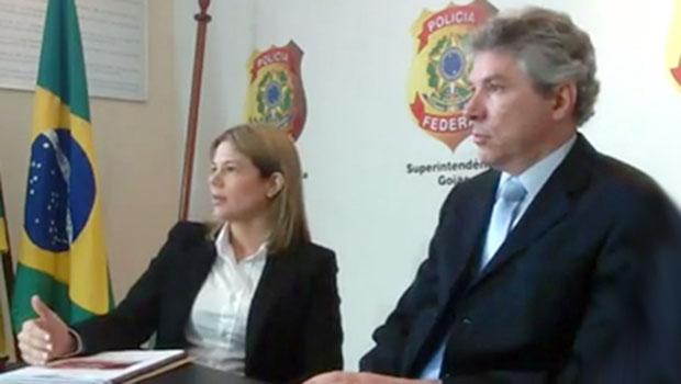 Operação Desventura prende quatro em Goiás