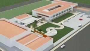 Projeto padrão dos Itegos, que serão equipados com laboratórios, auditórios, espaços para eventos e encubadoras de empresas | Foto: Divulgação