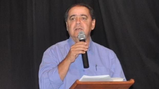 Prefeito de Morrinhos, Rogério Troncoso | Foto: reprodução / Facebook