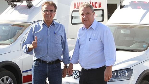 Ex-prefeito Túlio Sérvio rompe com Vanderlan e apoia reeleição de Misael
