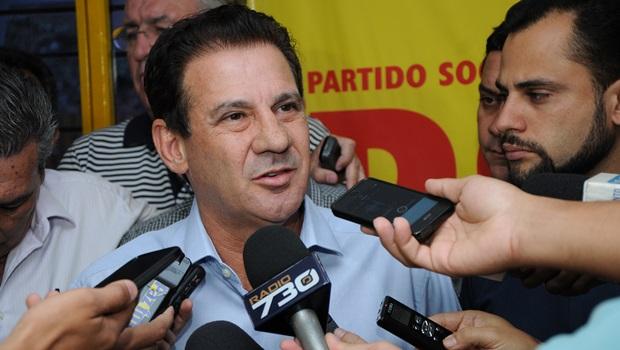 PSB aposta no apoio de Fábio Sousa para o candidato Vanderlan Cardoso