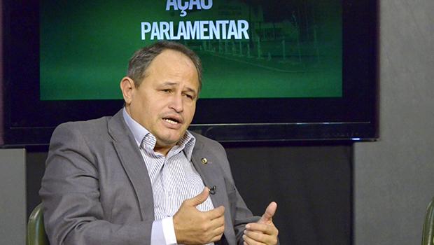 """Carlos Antônio: """"A sucessão em Anápolis passa pelo Solidariedade"""""""