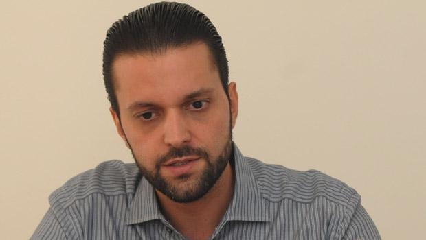 Deputado federal Alexandre Baldy | Renan Accioly