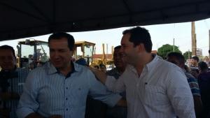 Guto e Hildo do Candango