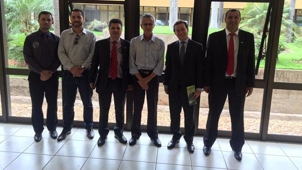 OAB Forte recebe apoio dos procuradores-gerais de Rio Verde e Jataí