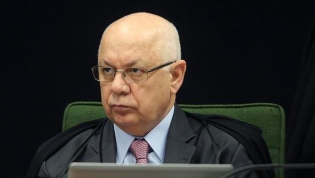 Teori Zavascki acompanha Barroso, mas discorda sobre voto secreto