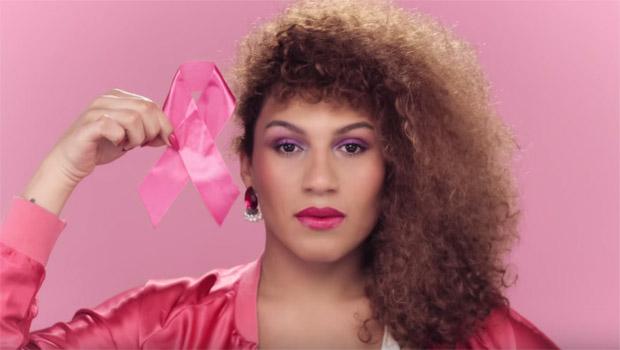 "Goiana Candy Mel, da Banda Uó, estrela campanha da Avon para o ""Outubro Rosa"""