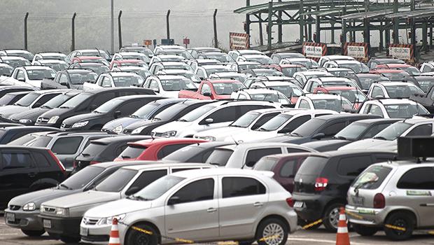 Goiás tem um dos maiores índices de recuperação de veículos do país