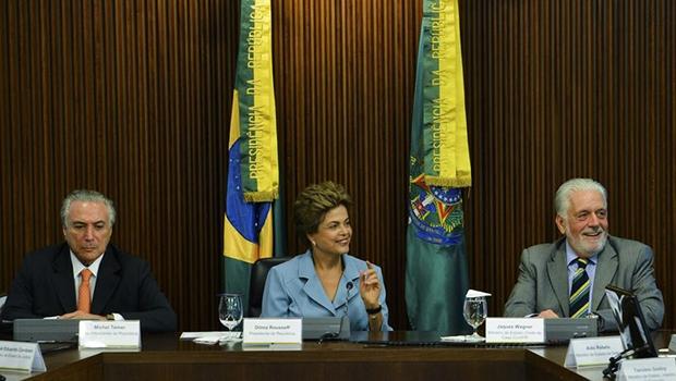 Dilma vai fazer nova reunião com ministros, mas desta vez com interlocutores | EBC/Arquivo