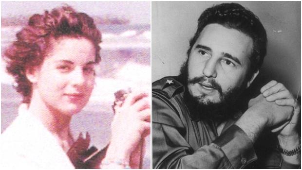 Espiã alemã, a serviço dos Estados Unidos, foi enviada a Cuba para matar Fidel Castro, sua paixão