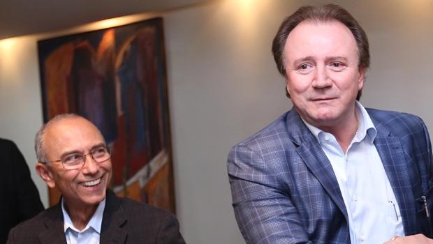 Nexus põe fim à lua de mel entre os empresários Júnior Friboi e Ilézio Inácio e cria DR corporativa