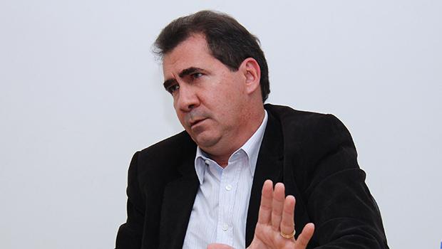 Prefeito João Gomes: milhas  à frente dos possíveis adversários na disputa  pela prefeitura