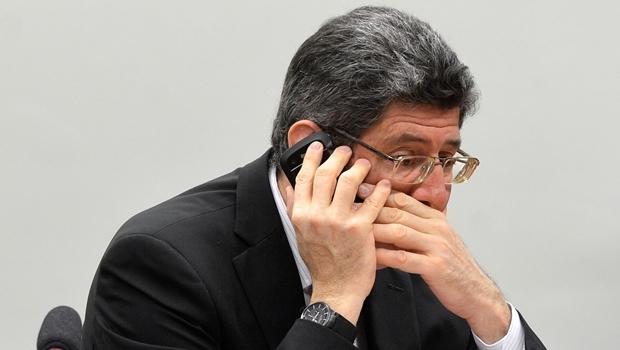 Os ministros da Fazenda, Joaquim Levy | Foto: Wilson Dias / Agência Brasil