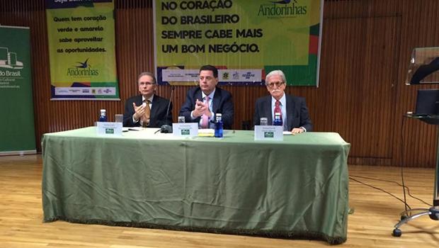 Em Madri, Marconi apresenta projeto que auxilia goianos no exterior