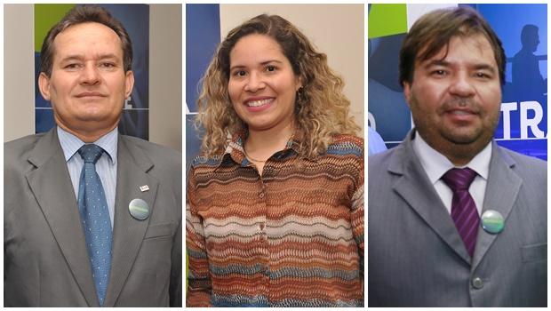 Buonaduce recebe apoio de Célio Mendes, Valquíria Imolesi e Wemerson Santomé