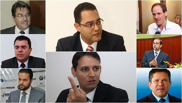 Deputados estaduais e federais estão no páreo para 2016
