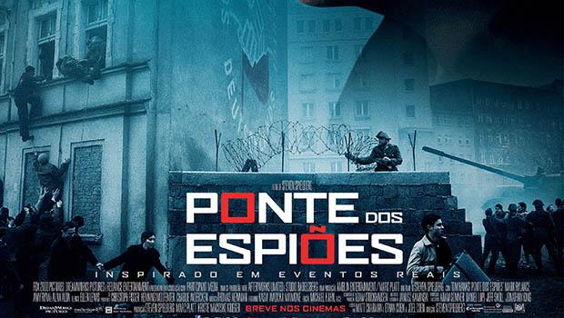 """""""Ponte dos Espiões"""" é um belo filme adulto de Steven Spielberg"""